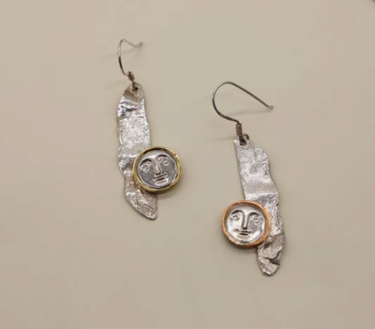 Picture of Faces earrings