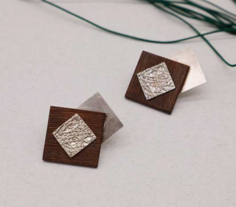 Picture of Forest river earrings