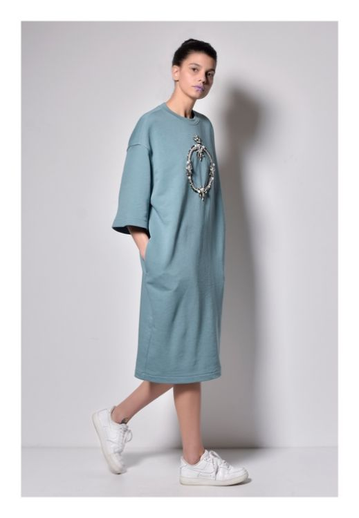 Picture of EMBROIDERED SPORT DRESS