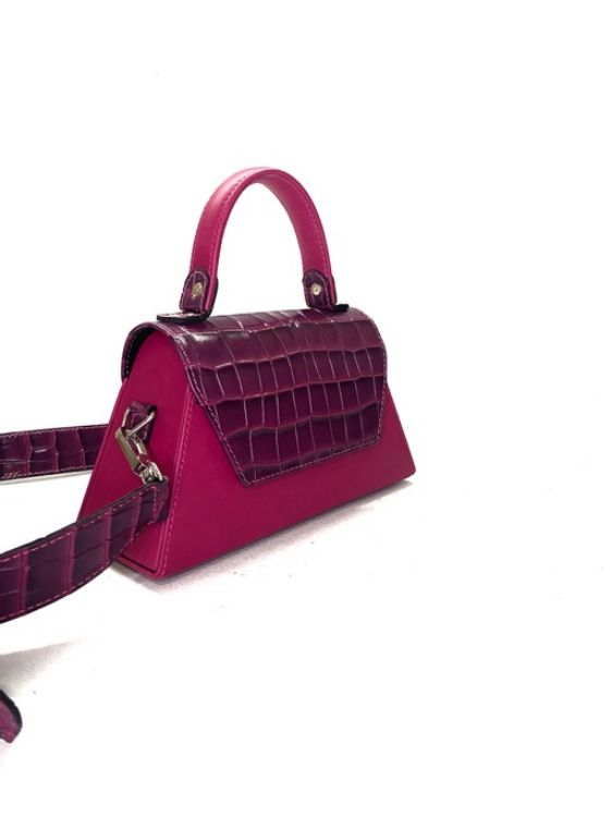 Picture of Leather handmade bag