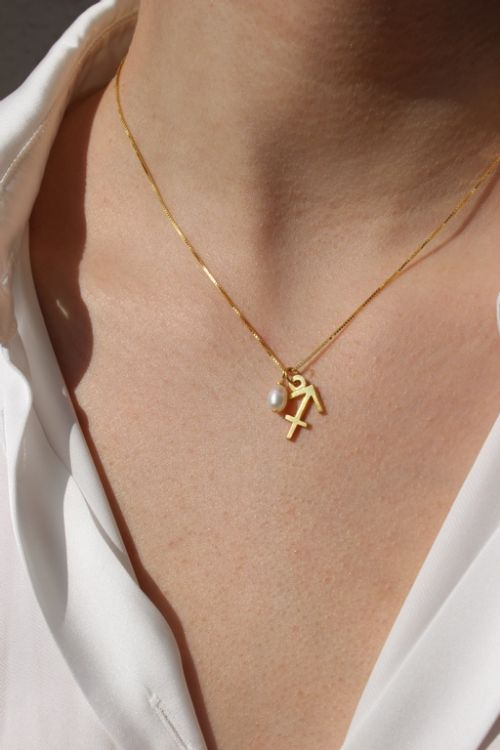 Picture of Zodiac signs necklace