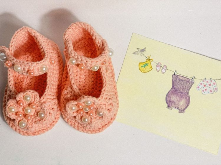 Picture of Knitted boots