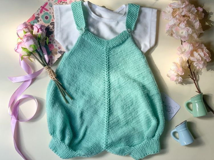 Picture of Knitted jumpsuit