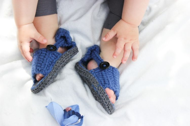 Picture of Knitted shoes
