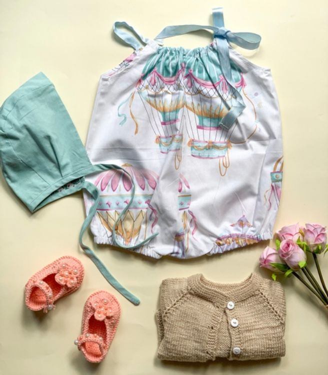 Picture of Printed rompers