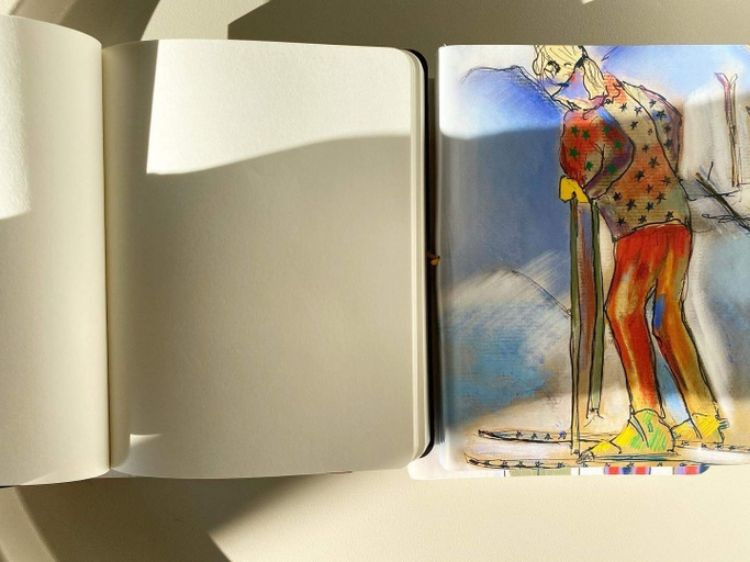 Picture of SketchBooks