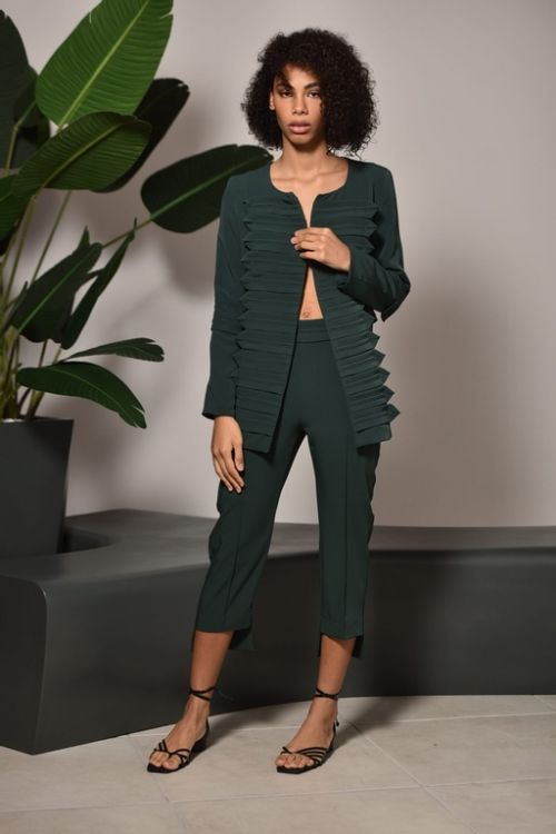 Picture of  Trousers and military uniform blazer